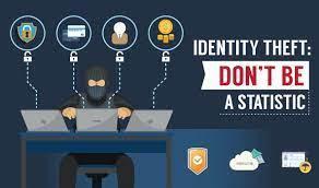 Identity Theft Poster