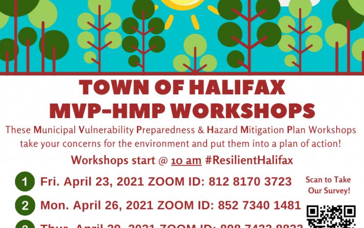 Municipal Vulnerability Preparedness Poster